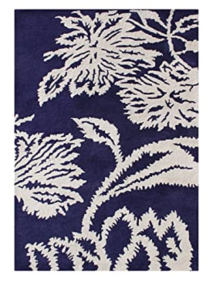 Alliyah Rugs Alliyah Collection (Orient Blue/Lilac Ash)