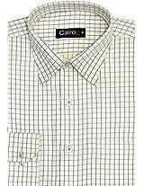 Cairon Black Check Executive Formal Shirt Sf-E6709_A