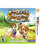 Harvest Moon 3D The Lost Valley NTSC (Nintendo 3DS) (NTSC - US Version)