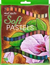 Mont Marte Soft Pastels 36 Shades MMPT0005 Box