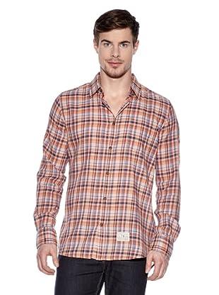 Tom Tailor Camisa Villorba (Naranja)