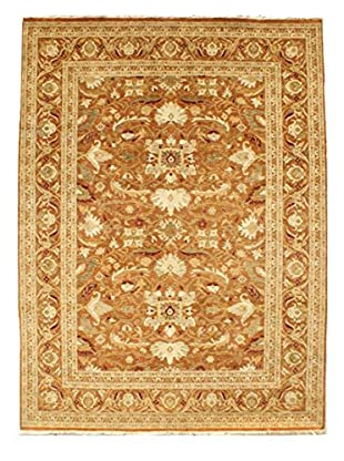 nuLOOM One-of-a-Kind Peshwar Hand-Knotted Area Rug, Bronze, 8' x 10'