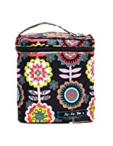 Ju-Ju-Be Fuel Cell Insulated Bottle and Lunch Bag, Dancing Dahlias
