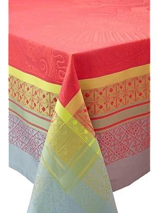 Garnier-Thiebaut Isaphire Table Cloth (Rubis)