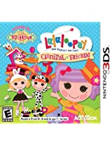 Lalaloopsy Carnival of Friends (Nintendo 3DS) (NTSC)