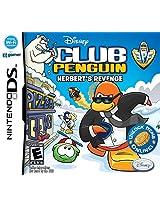 Club Penguin: Elite Penguin Force: Herbert's Revenge (Nintendo DS) (NTSC)