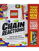 LEGO Chain Reactions: Make Amazing Moving Machines (Klutz)