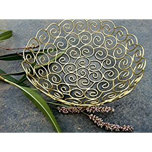 Uru Products Spiral Basket