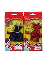 Simba Steffi Love Minnie Mouse Glamour, Multi Color (2 Assortment)