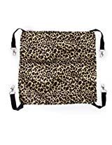 Imported Leopard Print Cat Hammock Faux Fur Bed Animal Hanging Cage Comforter Ferret