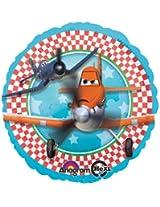 Anagram International Hx Disney Planes Party Balloons, Multicolor By Anagram International