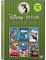 Disney Pixar Greatest Hits (Finding Nemo/Cars/Ratatouille/Up/Toy Story/Cars 2)
