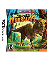 Digging for Dinosaurs (Nintendo DS) (NTSC)