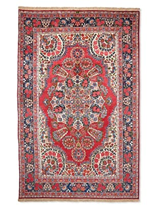 Roubini One of a Kind Tribal Yazd Rug (Multi)