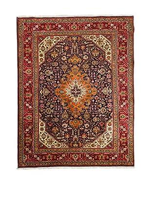 RugSense Alfombra Persian Tabriz Rojo/Multicolor