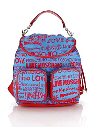 Love Moschino Zaino (Azzurro)