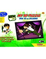 Sterling Ben 10 Ultimate Alien 3D Puzzle