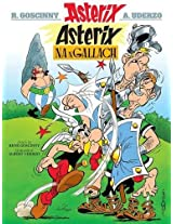 Asterix Na Ngallach (Irish) (Asterix in Irish)