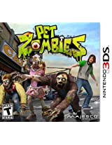 Pet Zombies (Nintendo 3DS) (NTSC)