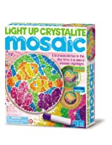 4M Lite-Up Crystalite Mosaic
