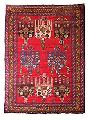 Darya Rugs One-of-a-Kind Tribal Rug, Red, 8' 7