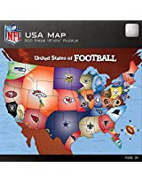 MasterPieces NFL Map Puzzle (500 Piece)