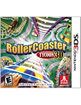 Rollercoaster Tycoon (Nintendo 3DS) (NTSC)