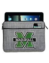 Marshall University IPAD SLEEVE or Marshall Herd TABLET Case Stylish Plaid