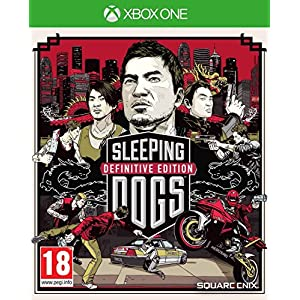 Sleeping Dogs - Definitive Edition (Xbox One)
