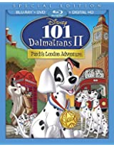 101 Dalmatians II: Patch's London Adventure [Blu-ray]