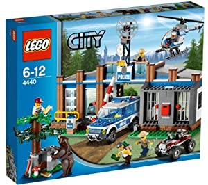 レゴ シティ フォレストポリスステーション 4440 / レゴ