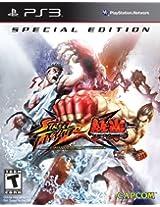 Street Fighter X Tekken - Special Edition (PS3)