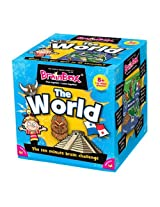 MindWare BrainBox All Around the World, Multi Color