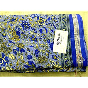 Georgette Designer Daily Washable Saree DNO 90