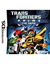 Transformers Prime: The Game (Nintendo DS) (NTSC)