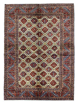 Bashian Rugs One-of-a-Kind Hand Knotted Paki Tribal Rug, Rust, 5' 9