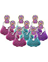 Ja-Ru 23666 Glitter Girl Purse Party Favor Bundle Pack Novelty
