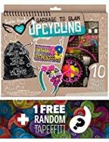 Plastic Bags Upcycling Design Kit: Fashion Angels Find Your Wings Series + 1 Free Mini Tapeffiti Bundle [119216]
