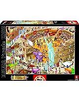 Ancient Rome Educa 1000 Piece Puzzle
