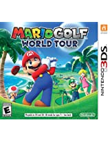 Mario Gold World Tour (Nintendo 3DS) (NTSC - US Version)