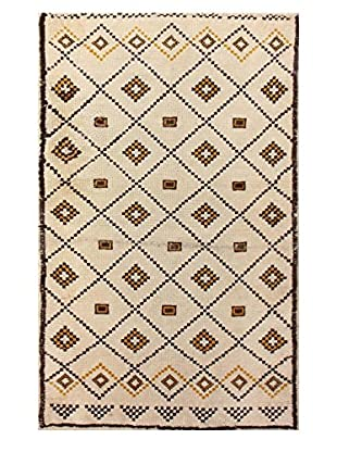 nuLOOM One-of-a-Kind Hand-Knotted Cruz Berber Shag Rug, Multi, 2' 10