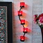 Charming Votive Candle Holder Wall Decor from Shaz Living