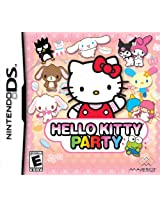 Hello Kitty Party (Nintendo DS) (NTSC)