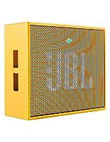JBL GO Portable Wireless Bluetooth Speaker (Yellow)