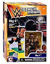 WWE Wrestling C3 Construction StackDown Big E Playset #21083