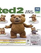 Capsule Ted2 Ted Stand Figure All Four Set