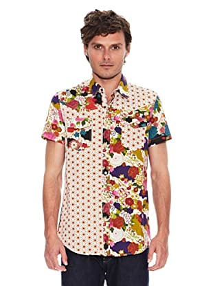 Desigual Camisa As You Are Rep (Multicolor)