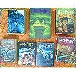 5 Harry Potter Novels and 2 DVDs
