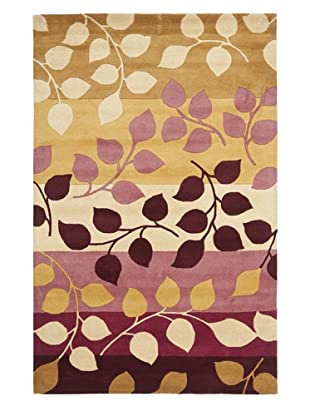 Soho Rugs Nature (Red/Gold)