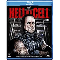 Hell in a Cell 2010 [Blu-ray] [Import]